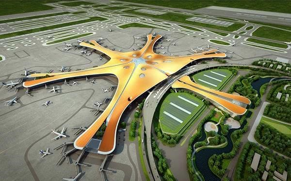 Daxing Airport set up many records
