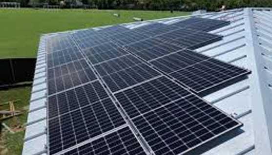 Design Hybrid Solar Photovoltaics System
