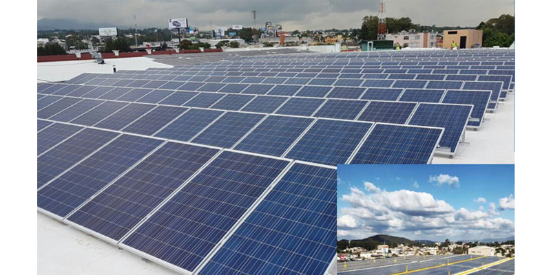 10KW Solar Power System-For Home
