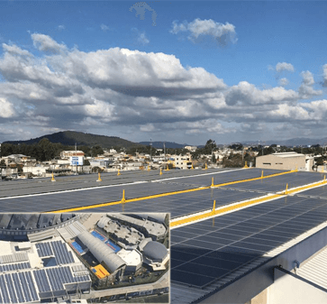 Guatemala Comercial PV systrem